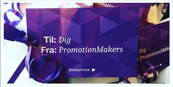 Kort promotionmakers